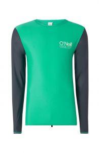 O'Neill---UV-shirt-voor-heren---Longsleeve---Cali---Salinagroen