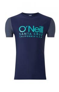 O'Neill---UV-shirt-met-korte-mouwen-voor-heren---Cali---Donkerblauw