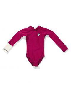 Tenue-de-Soleil---UV-badpak-voor-meisjes---Malie---Violet-Purple