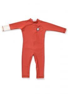 Tenue-de-Soleil---UV-zwempak-voor-baby's---Lou---Sunny-Peach