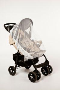 Altabebe---Universeel-vliegennet-voor-wandelwagens,-kinderwagens-en-buggy's---Wit