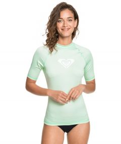 Roxy---UV-Zwemshirt-voor-dames---Whole-Hearted---Beekgroen