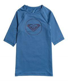 Roxy---UV-Zwemshirt-voor-tienermeisjes---Beach-Classics---Moonlight-Blue