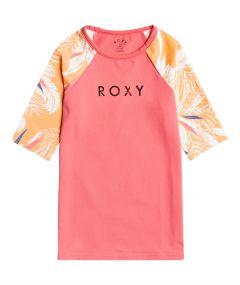 Roxy---UV-Zwemshirt-voor-tienermeisjes---Buff-Picolo's---Zalm
