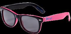Banz---UV-beschermende-zonnebril-voor-kinderen---Dual---Zwart/Roze