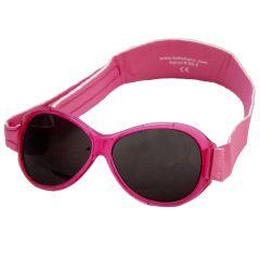 Banz---UV-beschermende-zonnebril-voor-kinderen---Retro---Roze
