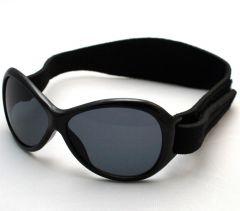 Banz---UV-beschermende-zonnebril-voor-kinderen---Retro---Zwart