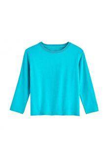 Coolibar---UV-Shirt-voor-peuters---Longsleeve---Coco-Plum---Turquoise