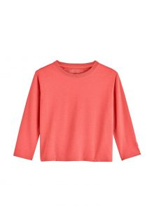 Coolibar---UV-Shirt-voor-peuters---Longsleeve---Coco-Plum---Eiland-Koraal
