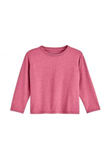 Coolibar---UV-Shirt-voor-peuters---Longsleeve---Coco-Plum---Dahlia-Roze