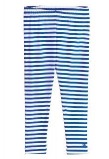 Coolibar---UV-stretch-zwembroek-voor-baby's---blauw-wit-gestreept