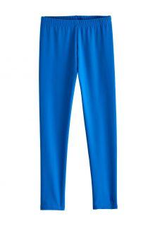 Coolibar---UV-Zwemlegging-voor-kinderen---Wave-Tights---Marlijnblauw