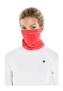 Coolibar---UV-werende-sjaal-voor-volwassenen---Virasana---Roze