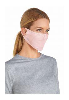 Coolibar---UV-werend-Masker-voor-volwassenen---Blackburn---Roze