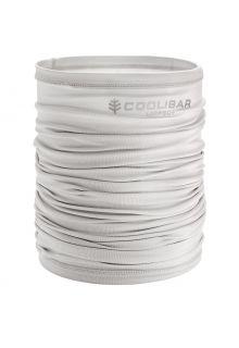 Coolibar---UV-werende-sjaal-voor-volwassenen---Virasana---Zilver