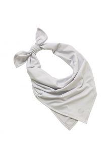 Coolibar---UV-werende-sportbandana-voor-volwassenen---Virasana---Zilver
