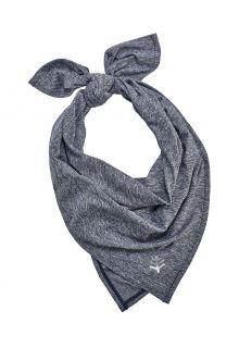 Coolibar---UV-werende-sportbandana-voor-volwassenen---Virasana---Navy