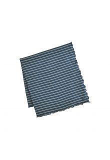 Coolibar---UV-deken-voor-dames,-heren,-kinderen,-baby's---blauw/wit-gestreept