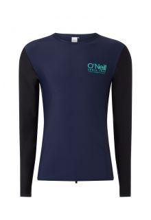 O'Neill---UV-shirt-voor-heren---Longsleeve---Cali---Donkerblauw
