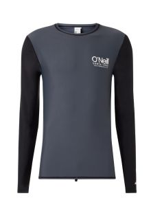 O'Neill---UV-shirt-voor-heren---Longsleeve---Cali---Donkergrijs
