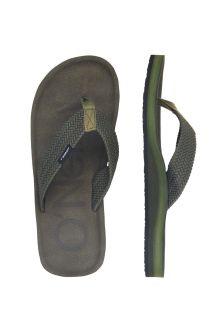 O'Neill---Slippers-voor-heren---Chad-Logo---Mosgroen
