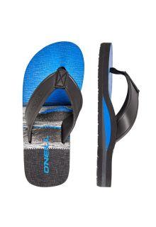 O'Neill---Slippers-voor-jongens---Arch-Print---Blauw/Zwart