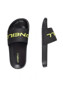 O'Neill---Slippers-voor-jongens---Cali-Slides---Zwart
