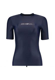 O'Neill---UV-shirt-met-korte-mouwen-voor-dames---Essential---Donkerblauw