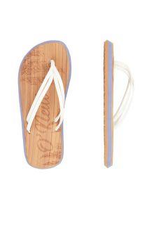 O'Neill---Slippers-voor-meisjes---Ditsy---Wit/Beige