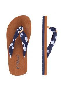 O'Neill---Slippers-voor-meisjes---Woven-Strap---Donkerblauw