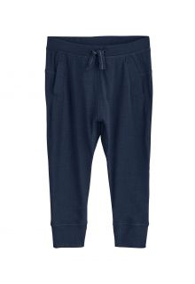 Coolibar---Casual-UV-werende-joggingbroek-voor-peuters---Conico---Navy