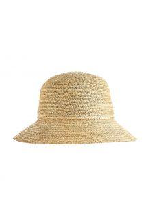 Coolibar---UV-clochehoed-voor-dames---Carolina-Summer---Naturel