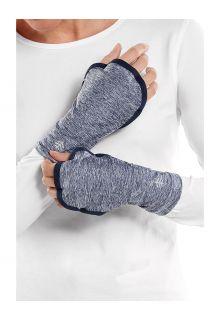 Coolibar---UV-werende-handbescherming-voor-volwassenen---Tramo-Performance---Navy