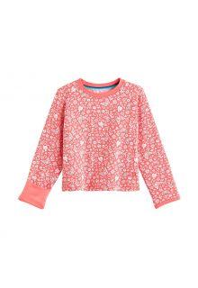 Coolibar---UV-Shirt-voor-baby's---Longsleeve---LumaLeo---Jungle-Bloemen