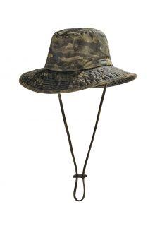 Coolibar---UV-Boonie-Hoed-voor-Kinderen---Outback---Bosgroen-Camo