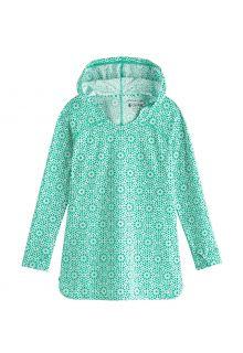 Coolibar---UV-Zwemjurk-voor-meisjes---Seacoast-Cover-Up---Zeemunt