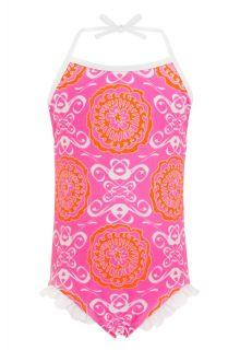 Snapper-Rock---UV-badpak-voor-meisjes---Neon-roze