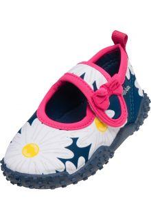 Playshoes---UV-waterschoenen-voor-meisjes---Margriet---Navy-blauw