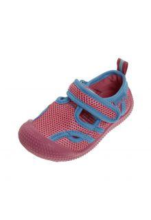 Playshoes---Waterschoenen-voor-kinderen---Roze/turquiose