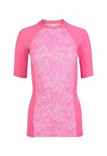 O'Neill---UV-Zwemshirt-voor-dames---Anglet---Roze-AOP