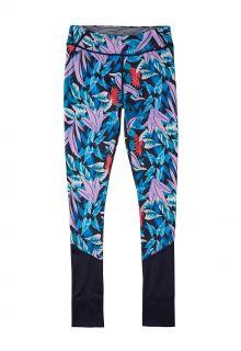 O'Neill---UV-Zwemlegging-voor-meisjes---Print---Blauw-AOP