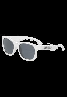 Babiators---UV-zonnebril-voor-kinderen---Navigator---Wit
