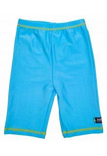 Swimpy---UV-zwembroek-turquoise---Turquoise-Blauw