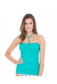Cabana-Life---UV-3-ways-Tankini-Top-voor-dames---Turquoise