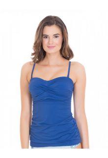 Cabana-Life---UV-3-ways-Tankini-Top-voor-dames---Donkerblauw