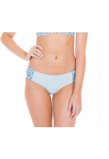 Cabana-Life---UV-Bikinibroekje-voor-dames---Blauw/Wit