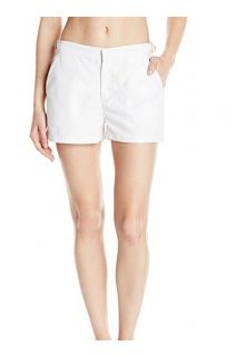 Cabana-Life---UV-Microfiber-Shorts-voor-dames---Wit