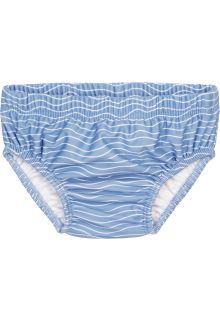 Playshoes---UV-zwemluier-voor-baby's---Wasbaar---Krab---Lichtblauw/roze