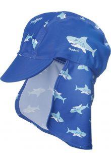 Playshoes---UV-zonnepetje-voor-kinderen---Shark
