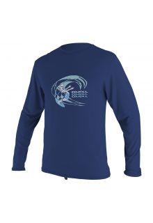 O'Neill---UV-shirt-voor-jongens-met-lange-mouwen---navy-